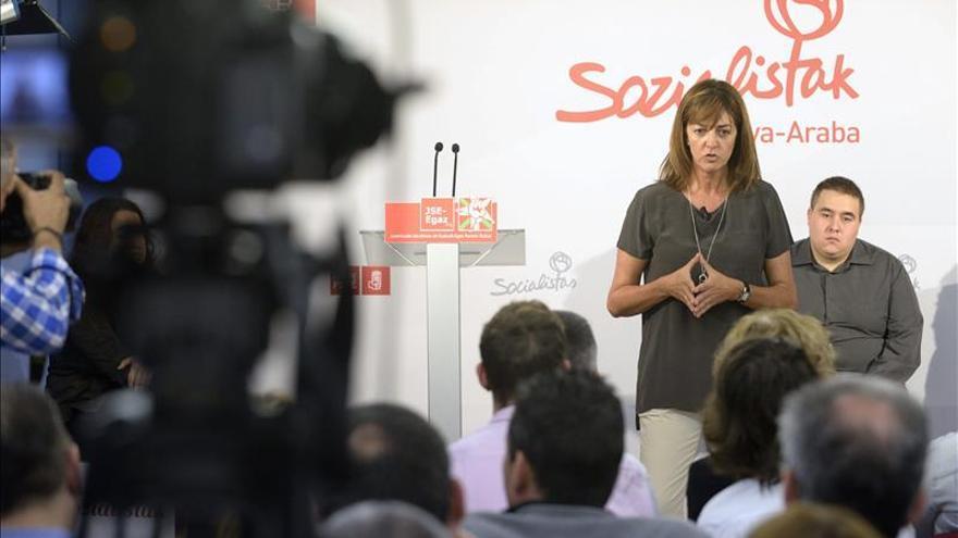 PSE: En Euskadi hay que huir de iniciativas como la vivida ayer en la Diada