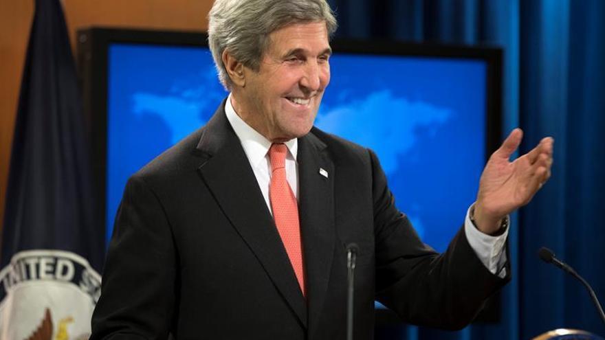Kerry inicia en Vietnam su última gira como secretario de Estado de EEUU