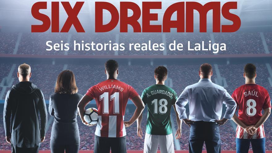 Six Dreams, la serie de Mediapro para Amazon