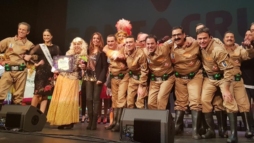 Los Legías, ganadores de la edición de 2018