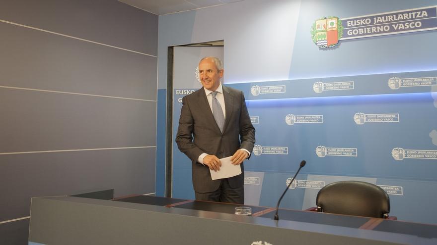 """Gobierno vasco reclama a Rajoy que cambie de actitud y abandone su """"desprecio"""" hacia las instituciones vascas"""