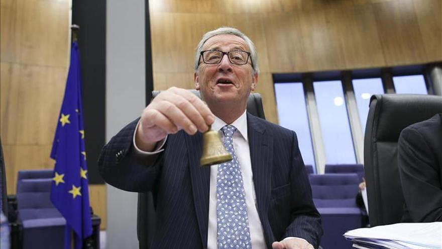 Juncker hará su primera visita oficial fuera de la UE a Ucrania
