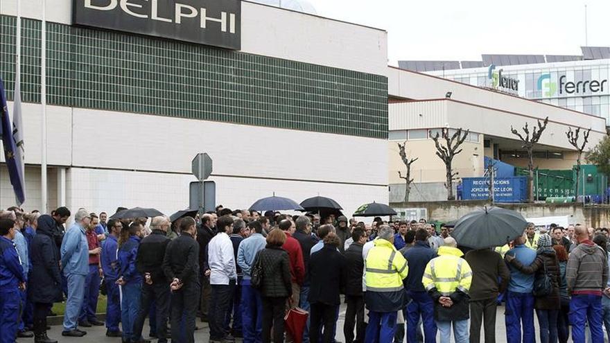 Delphi planea cerrar su fábrica de Sant Cugat, con 500 trabajadores