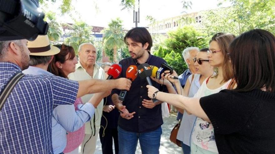 """Javier Sánchez Serna pide una candidatura """"unitaria"""" para la Asamblea ciudadana que tendrá lugar el próximo mes de junio"""