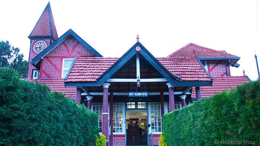 Oficina de Correos de Nuwara Eliya, Sri LAnka