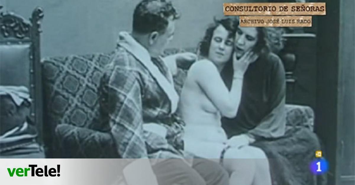 Peliculas porno de alfonso xiii videos Irreverente Y Didactico Reportaje Sobre El Origen Del Cine X En La 1