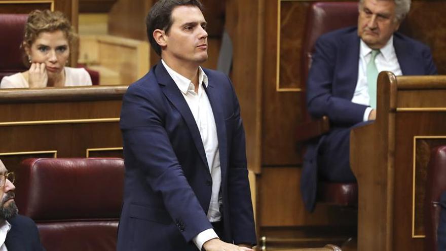 Rivera no ve posible pacto con Iglesias: No sé si con Errejón sería más fácil