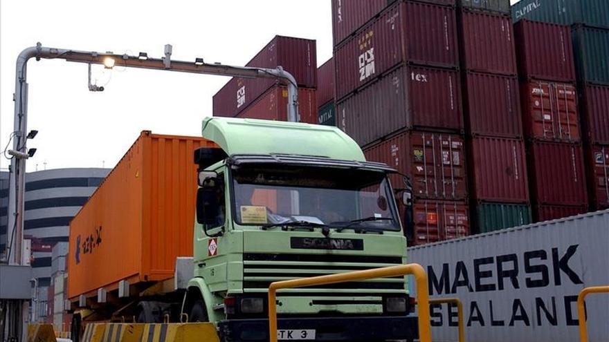 Las importaciones chinas se hunden un 19,7 % en enero