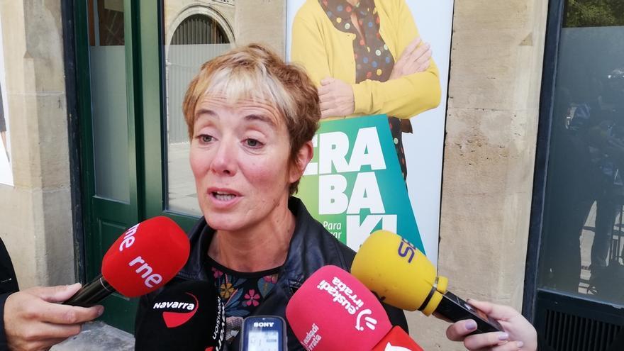 """EH Bildu asegura que en las elecciones """"nos jugamos que haya una voz navarra que haga frente a las injusticias"""""""