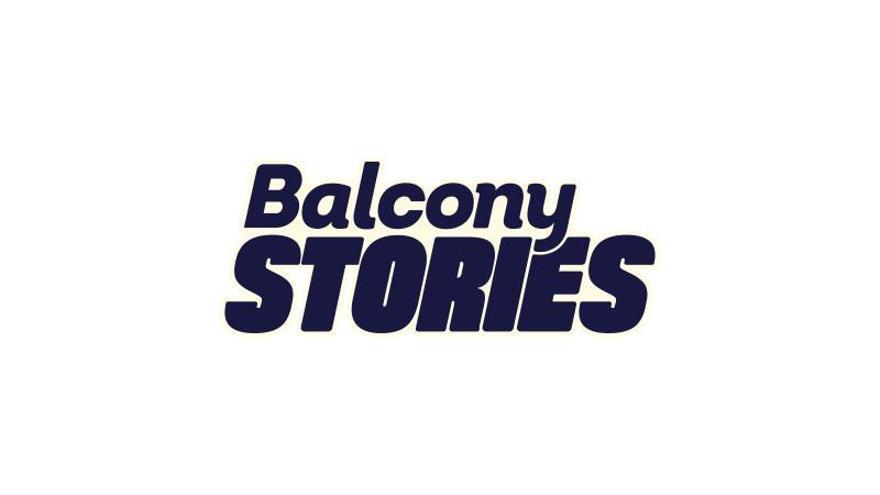 """""""Balcony Stories"""", energía positiva e historias de balcón contra el encierro"""