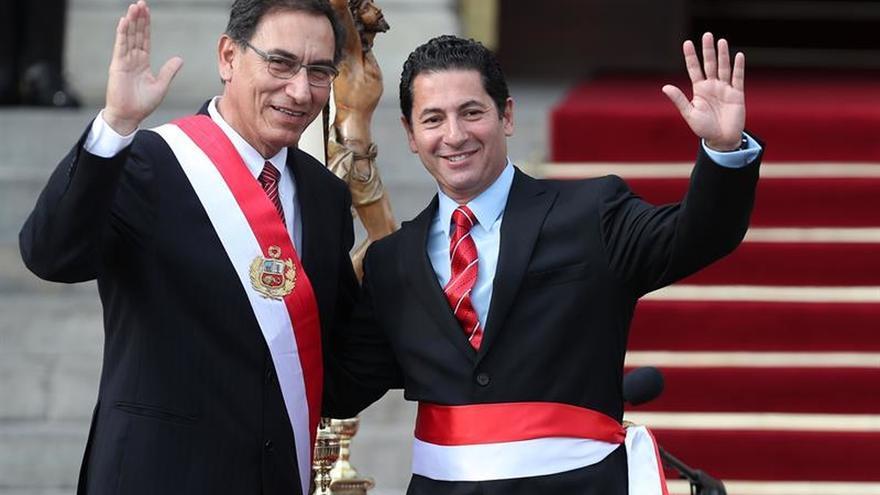 El ministro de Justicia peruano dimite al revelarse un diálogo con un cuestionado juez