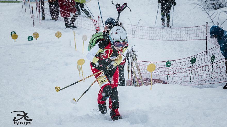 Copa Mundo Esquí Montaña.