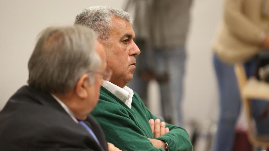 José Luis Mena. (ALEJANDRO RAMOS)