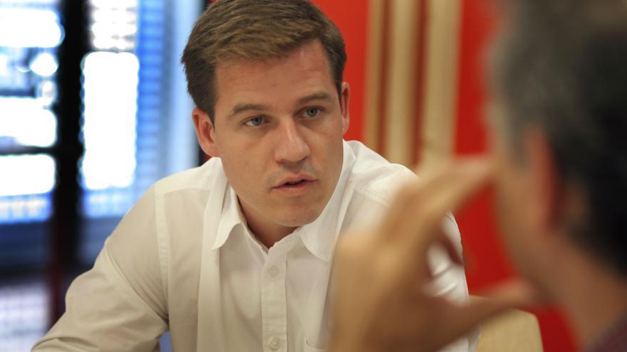 Roger Cerdà, alcalde de Xàtiva.