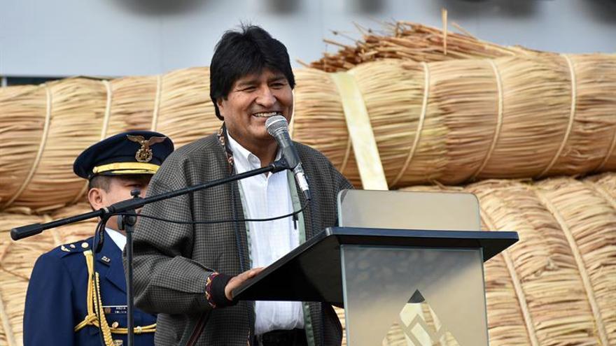 Evo Morales destaca que la ONU declare 2019 Año de las Lenguas Indígenas