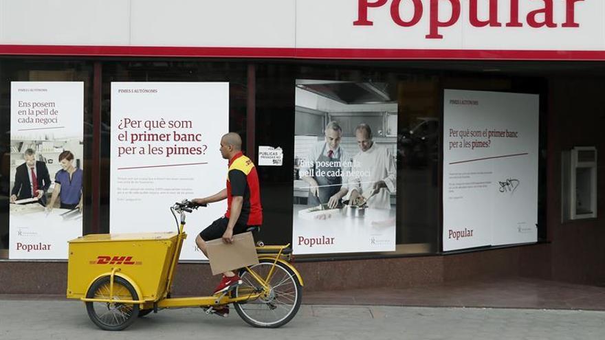 """Santander: Lo importante hoy es que el Popular """"ha recuperado la normalidad"""""""