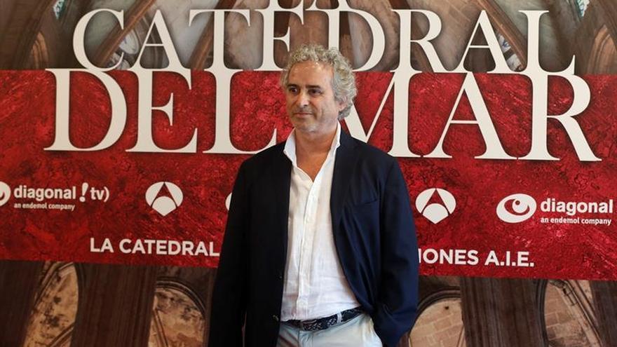 """Ildefonso Falcones publica hoy la continuación de """"La catedral del mar"""""""