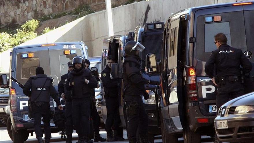 Dos detenidos en Ceuta afines a la organización yihadista Daésh