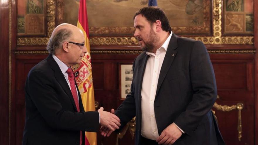 Junqueras dice que el Estado conoce hasta la última factura de la Generalitat
