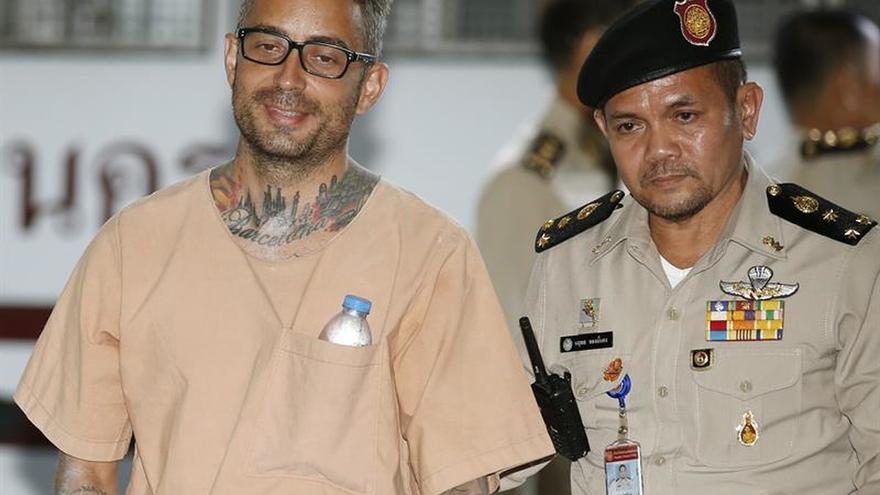 Comienza el juicio contra Artur Segarra, acusado de asesinato en Bangkok