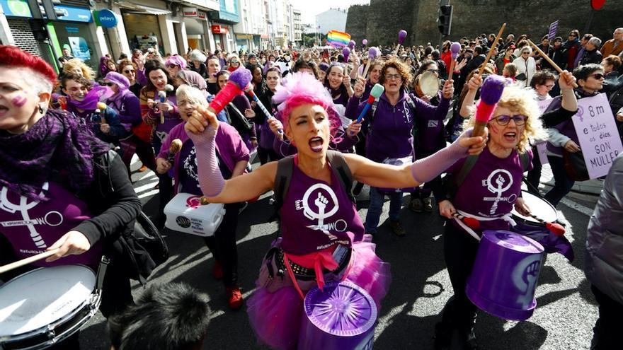 Mujeres de todo el mundo se preparan para realizar movilizaciones históricas un año más.