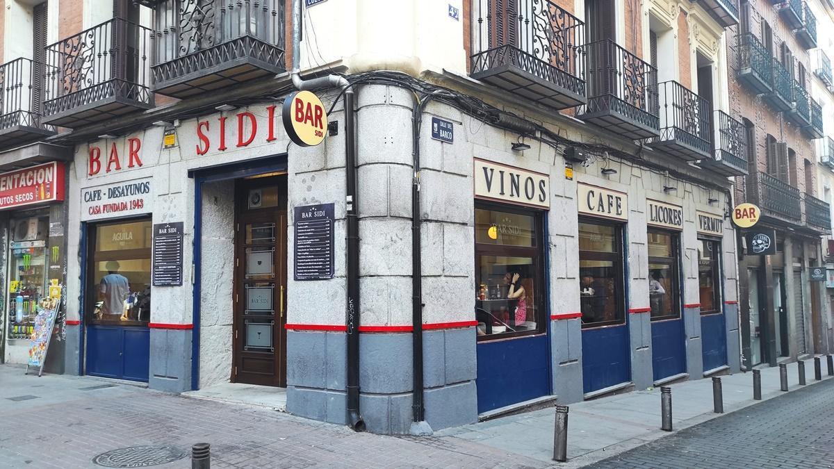 El Sidi regresa a su esquina de las calles Colón y Barco