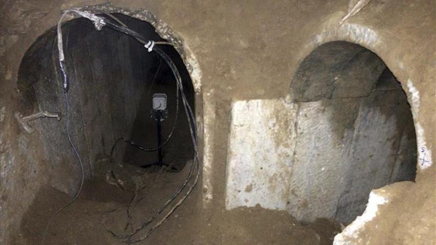 Muere un miliciano de Hamás en uno de los túneles de contrabando