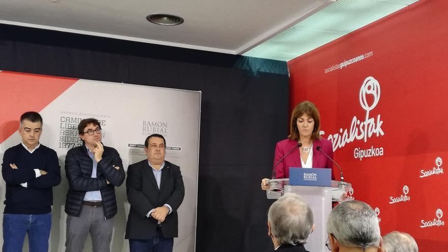 """Mendia (PSE-EE) apuesta por """"afianzar los acuerdos entre diferentes"""" en Euskadi, sea en presupuestos o en autogobierno"""