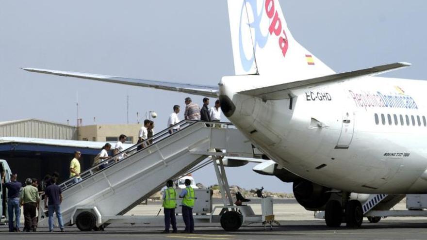 Air Europa transportó un 84 % más de pasajeros en sus rutas con EEUU en 2015