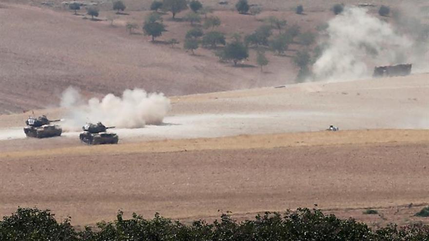Ejército turco mata a al menos 20 rebeldes del PKK en sureste, según medios