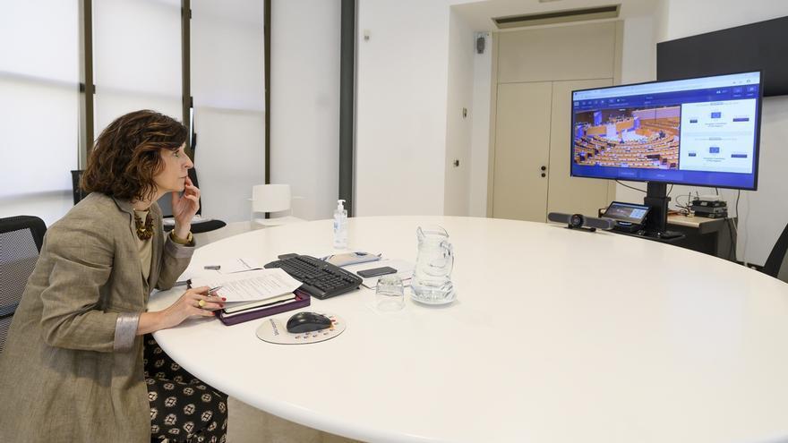 """Euskadi pide que se garantice la participación """"activa"""" de los gobiernos regionales en el Plan de Recuperación de la UE"""