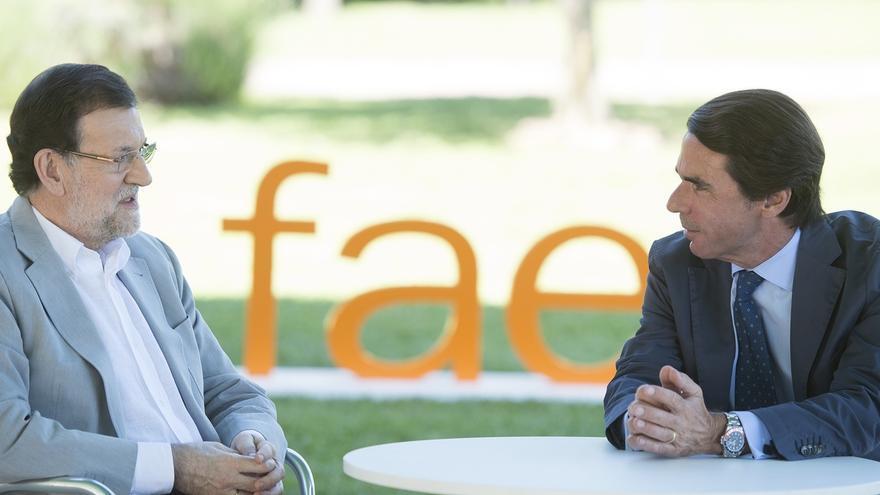 """Villalobos, sobre la ausencia de Aznar en el foro del PP: """"Que cada uno haga lo que quiera; ya le tengo muy escuchado"""""""