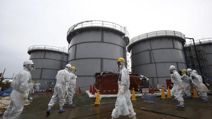 Prueban un dron para medir la radiación en Fukushima