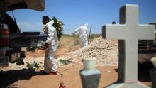 100.000 muertos en EEUU y países latinos en cifras récord: preocupación global por la pandemia en América