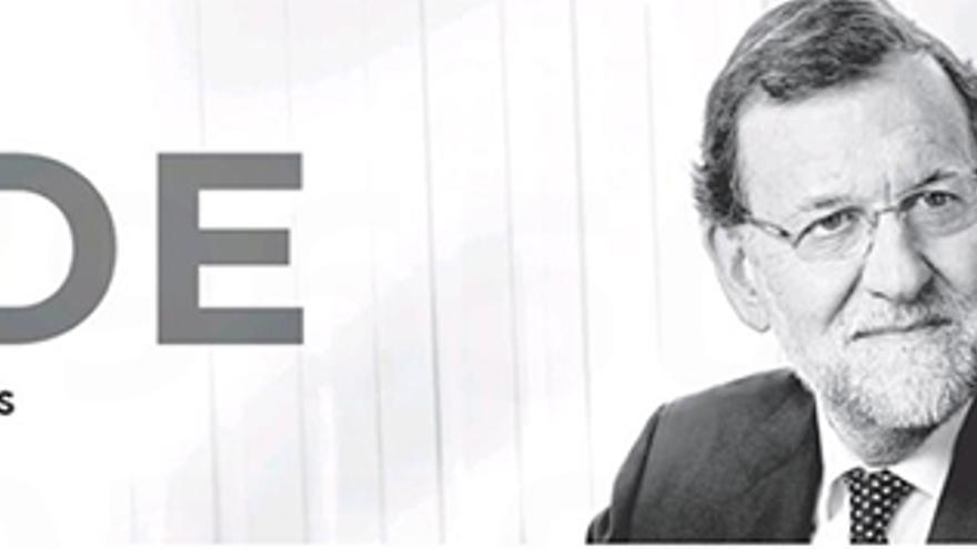Imagen de la publicidad electoral del PP con una traducción errónea del euskera.