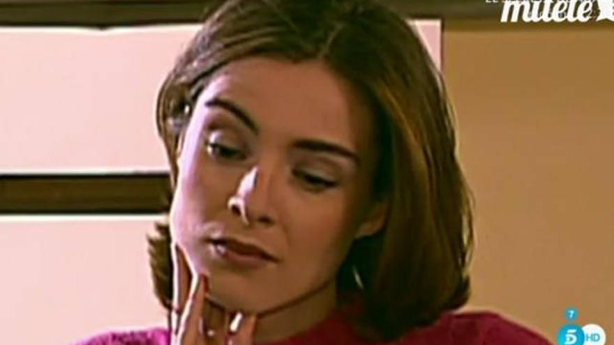Vídeo: El pasado oculto de Sandra Barneda como actriz en una serie de Telecinco