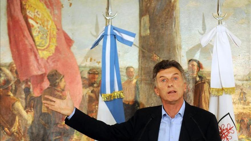 El alcalde de Buenos Aires desvela sus aspiraciones presidenciales para 2015