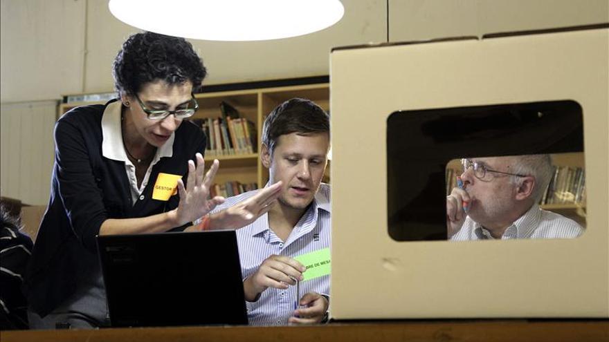 Arranca en Cataluña la jornada de participación del 9N