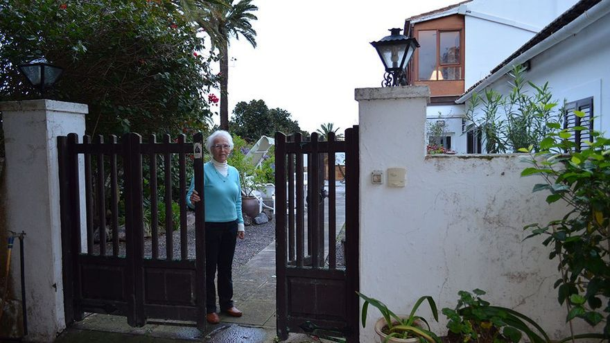 Hilleby Kops, pionera biodinámica en Canarias. (Canarias Ahora).