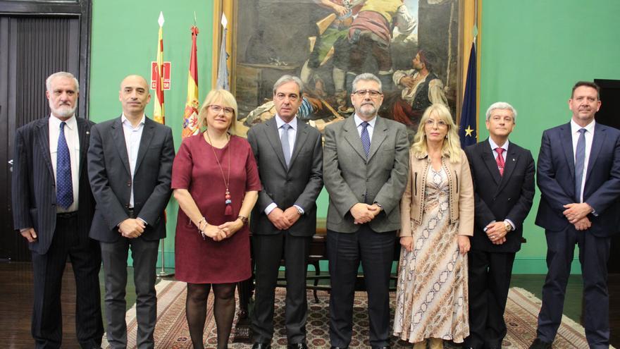 La Universidad de Zaragoza y el Grupo Sesé han firmado este jueves el convenio para la creación de la Cátedra Sesé