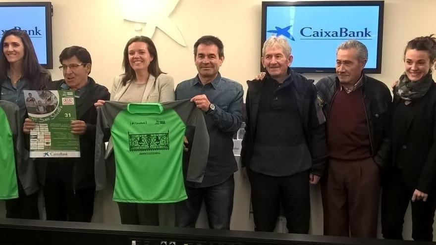 La XXXIV San Silvestre de Pamplona mantiene su recorrido con el objetivo de superar los 5.500 participantes