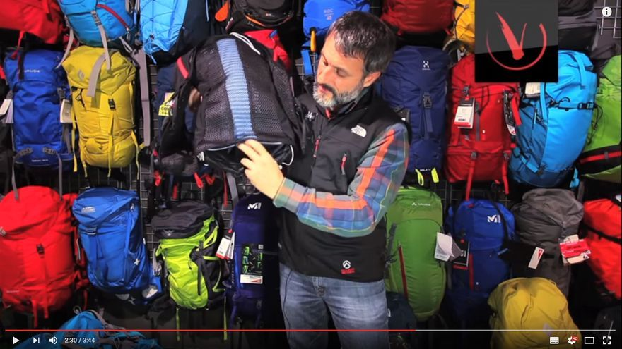 Mochila Salomon S-lab Advanced Skin Peak