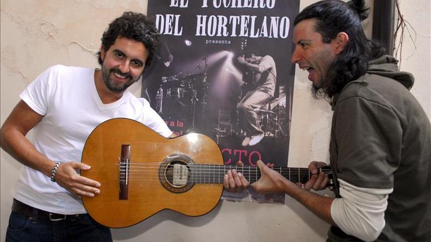 El grupo El puchero del hortelano se despide con una gira tras 15 años de carrera