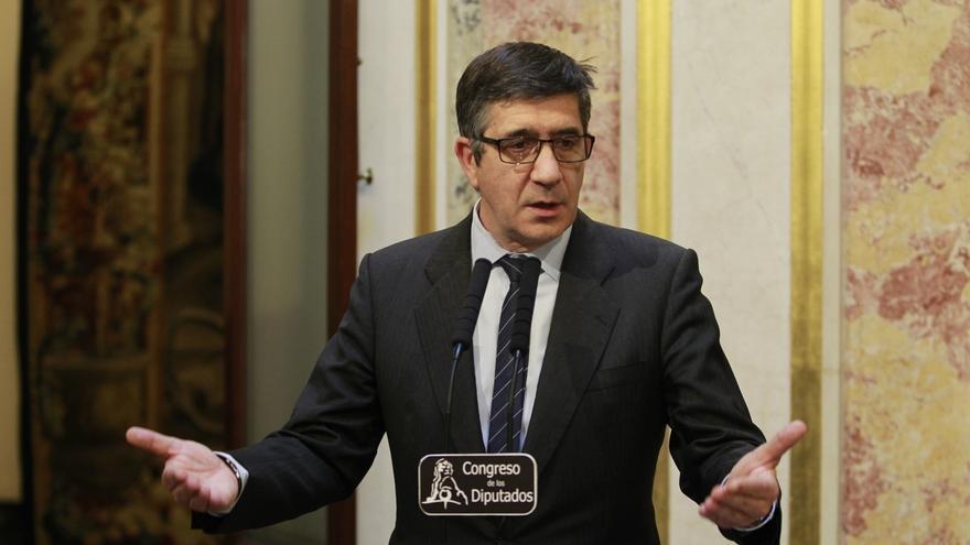 """López afirma que no le preocupa si Otegi puede concurrir a elecciones porque """"es una referencia del pasado de Euskadi"""""""