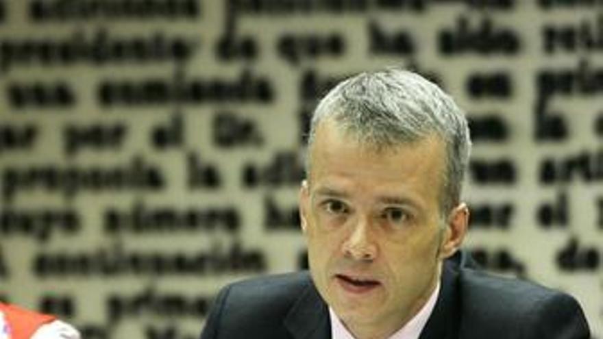 Secretario de Seguridad, Antonio Camacho