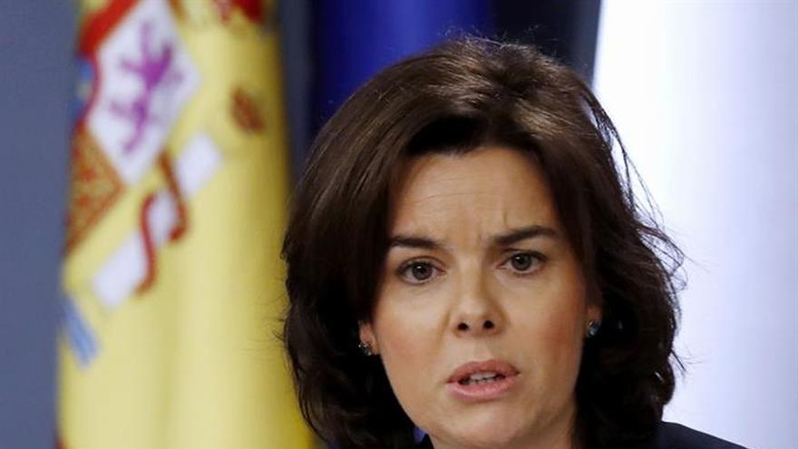 """Santamaría ve """"un marco amplio"""" para trabajar y negociar con Nueva Canarias"""