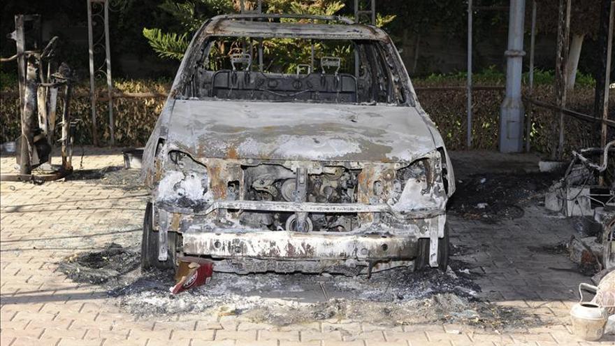 EE.UU. ofrece 10 millones de dólares por pistas sobre los culpables del atentado en Bengasi