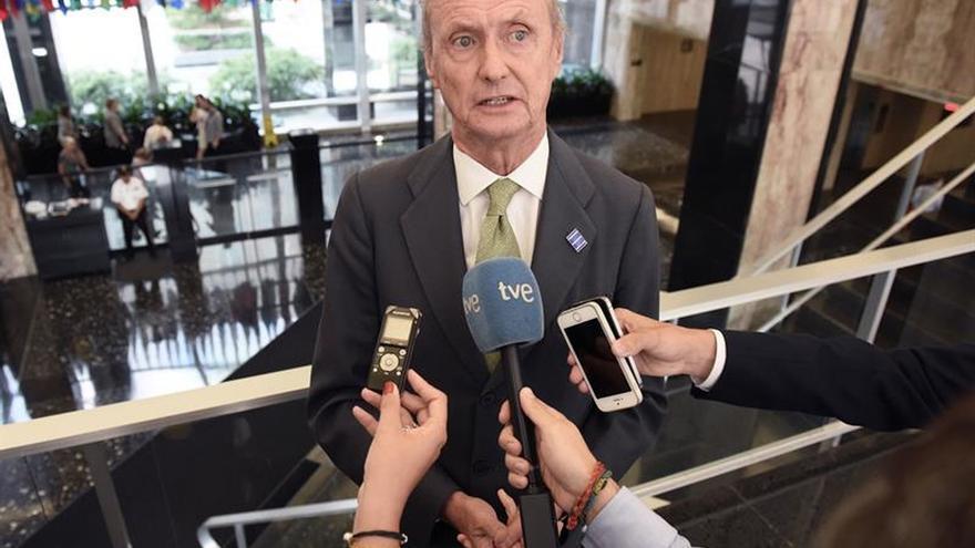 El Gobierno nombra a Pedro Morenés nuevo embajador en Estados Unidos