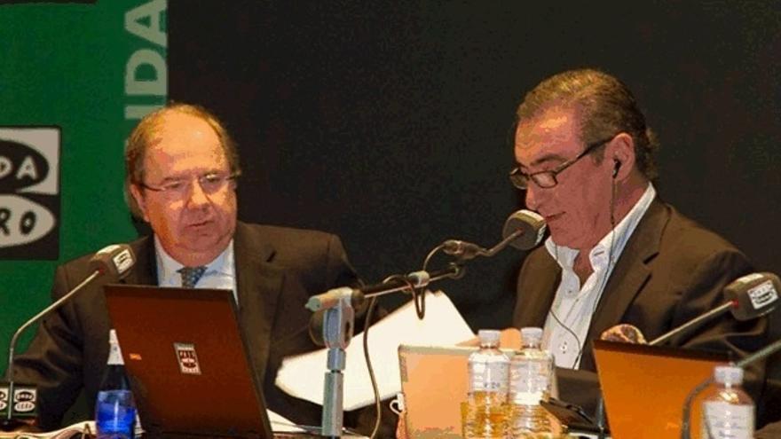 Herrera aplaude la iniciativa del extremeño José Antonio Monago de limitar por norma el mandato de los presidentes