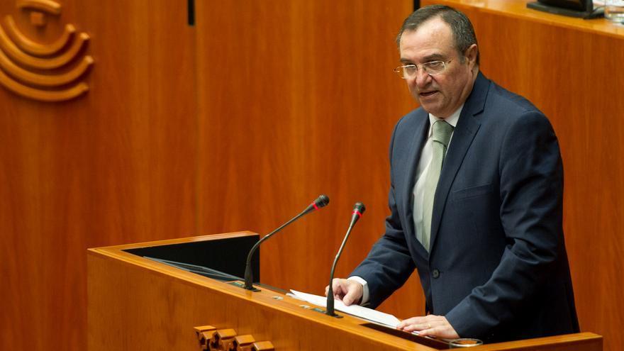 Damián Beneyto, en el pleno del 11 de diciembre